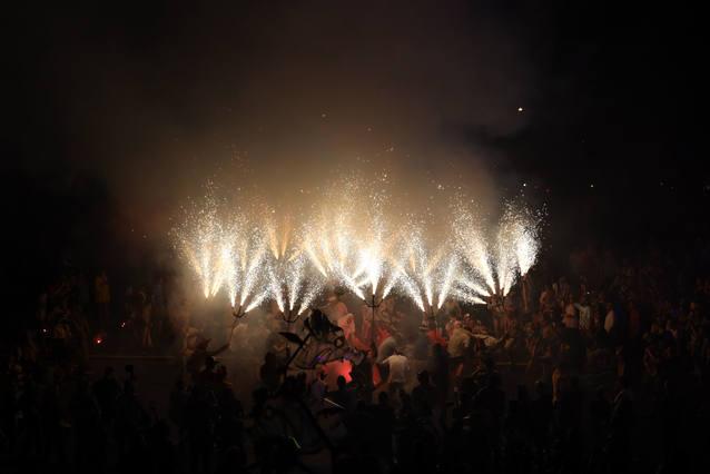 L'Aquelarre de Cervera aterra al Festival Cruïlla de Barcelona