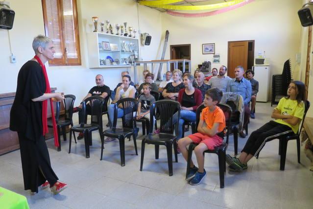 L'Associació Gats de la Segarra es presenta a Palou