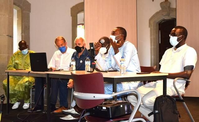 L'Associació Senegalesa de Cervera rep el premi Senexcel·lència 2021