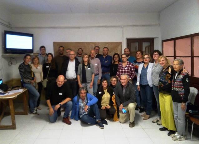 Les Oluges acull la primera taula de treball del Pla Estratègic de la Segarra amb èxit de participació