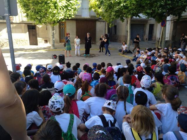 L'escola ramon estadella celebra el dia mundial del medi ambient