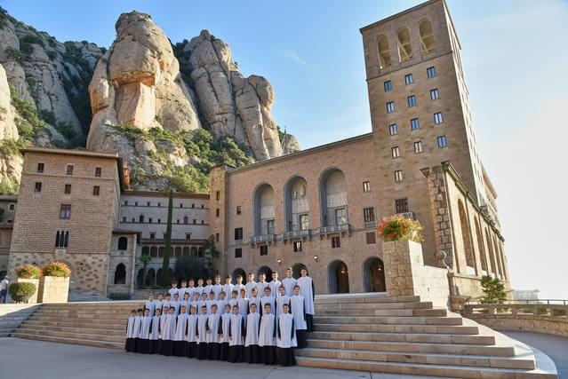 L'escolania de Montserrat obrirà els actes de celebració dels 50 anys de la coral infantil Nova Cervera