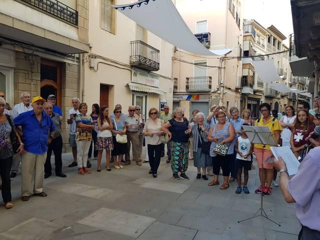 L'Itinerari Jordi Pàmias celebra el seu 10è aniversari