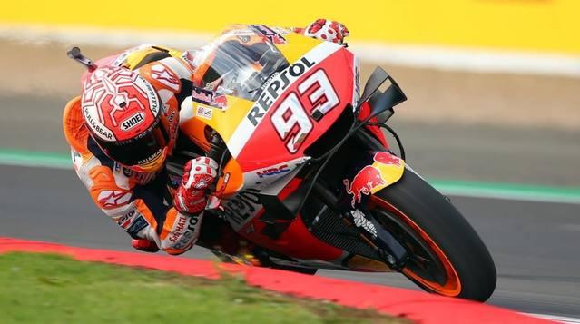 Márquez queda segon al Gran Premi de Gran Bretanya