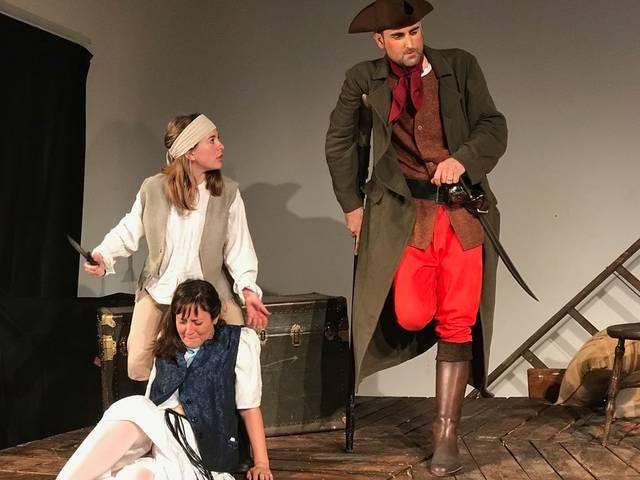 Massoteres finalitza la 7a edició del Buscatalents satisfets del talent teatral que hi ha a la comarca