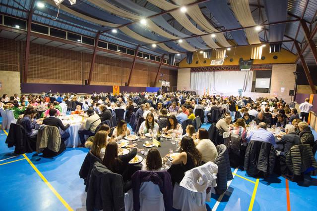 Més de 300 participants a la 21a Nit de l'Esport