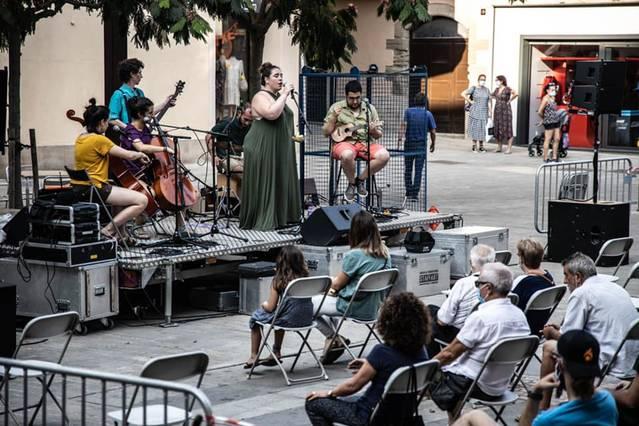 Música, cinema i teatre, protagonistes de la Festiuada de Cervera