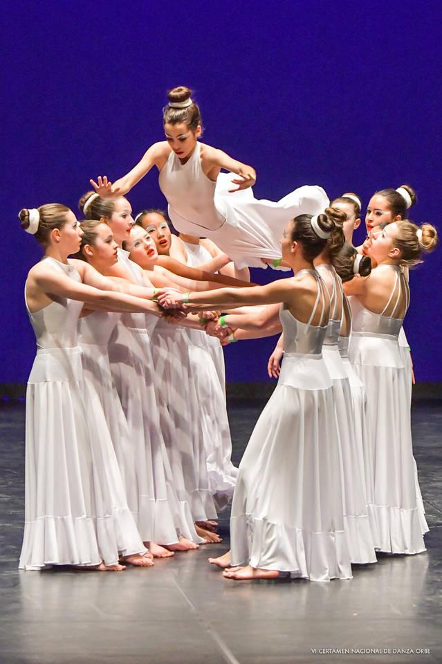 Nou èxit de l'Escola de Dansa Montse Esteve al Concurs Nacional de Dansa de Burgos