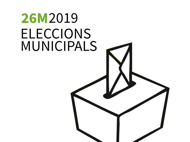 Obren els col·legis electorals de la Segarra