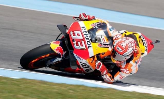 Pole per Márquez al Gran Premi de Tailàndia
