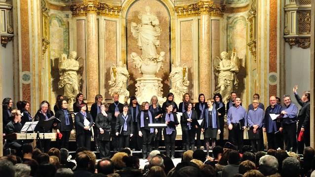 Presentació de l'orquestra de cambra de la Catalunya Interior