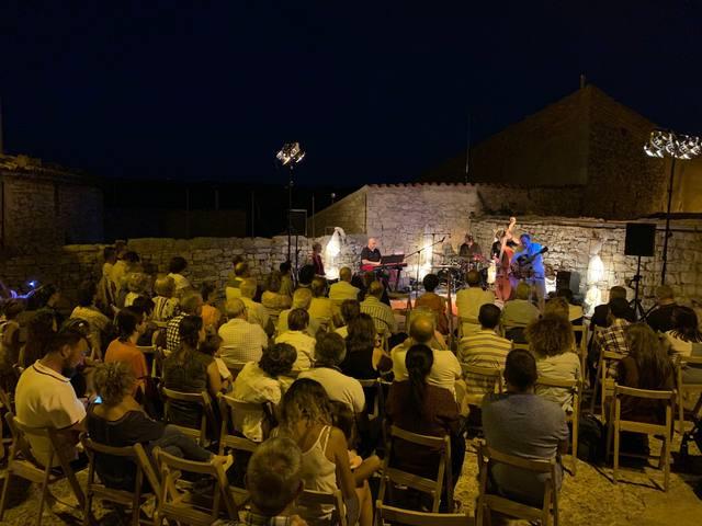 Presentació del CD Temps de Pedrolo a Montoliu de Segarra