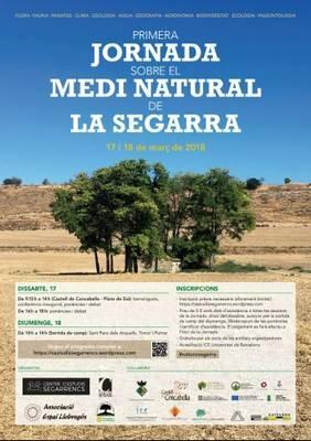 Primera Jornada sobre el Medi Natural de la Segarra