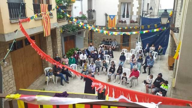 Festa Major en honor a Sant Ponç presencial a Palou
