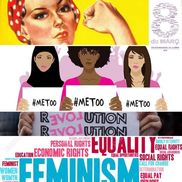 Reivindicacions feministes a Torrefeta