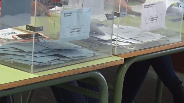 Resultats eleccions municipals