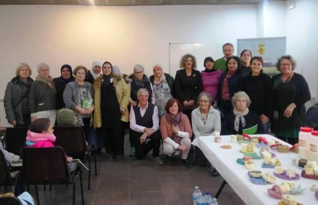 Sant Guim de Freixenet clou el taller de sabons naturals