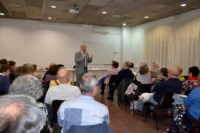 Sant Guim de Freixenet comença el curs de l'Aula d'Extensió Universitària amb 70 inscrits