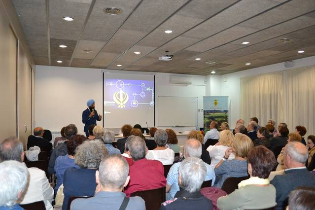 Sant Guim de Freixenet dóna el tret de sortida al nou curs de l'Aula d'Extensió Universitària