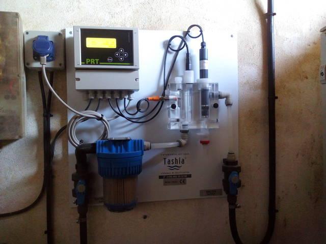 Sant Ramon millora el sistema de tractament i potabilització d'aigua de consum