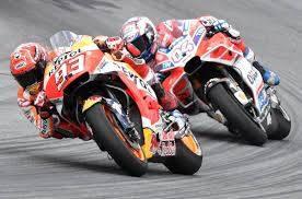 Segona posición per a Marc Márquez al Gran Premi de Moto GP d'Austria
