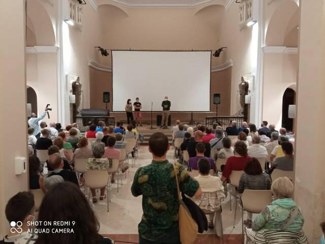 S'estrena el cicle 'Cinema a la boira' de Cervera