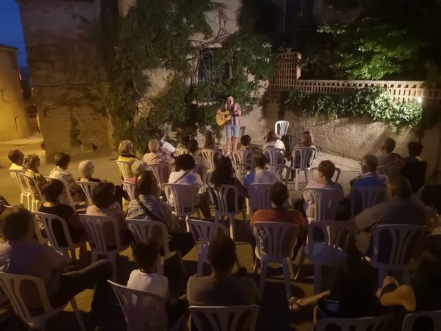 Torrefeta i Florejacs dona el tret de sortida als capvespres de música a la fresca
