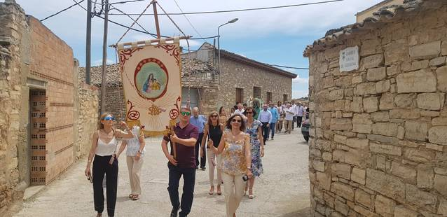 Trobada a Bellveí per festa major
