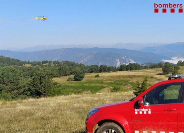 Troben al boletaire de Guissona desaparegut el passat dimarts a l'Alt Urgell