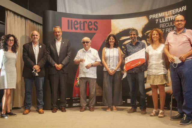 Un guionista del 'Polònia' guanya el premi 7lletres dedicat a Pedrolo