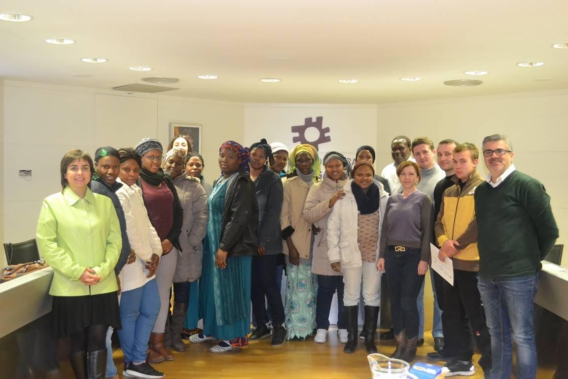 Cloendes a Guissona i Cervera del Curs sobre coneixements laborals per a persones nouvingudes