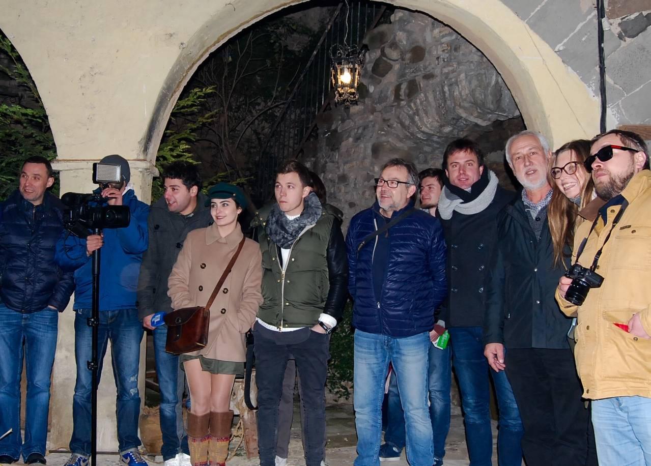 La Segarra rep un grup de periodistes de Rússia i Armènia en un viatge de premsa per conèixer les nostres tradicions nadalenques.