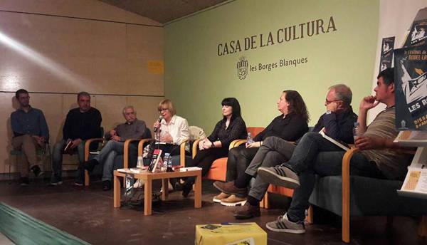 20 escriptors a 'Les Borges Negres'