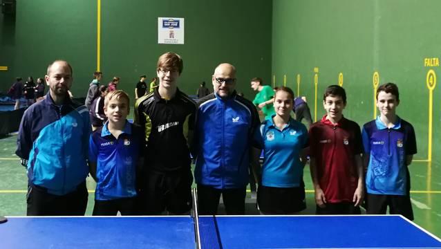 5 jugadors del CTT Borges es classifiquen per al Campionat d'Espanya