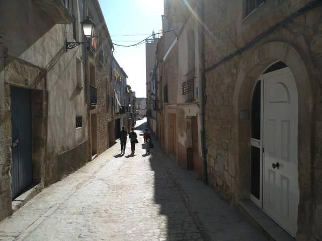 A licitació les obres del carrer Hospital i de la plaça Anselm Clavé de les Borges