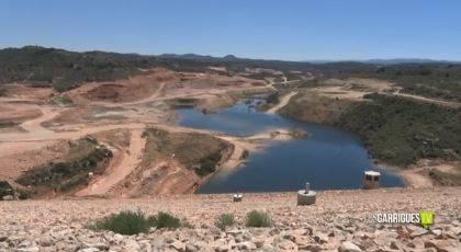 ACUAES adjudica per 3,6M€ les obres complementaries i acabats de la Presa de l'Albagés