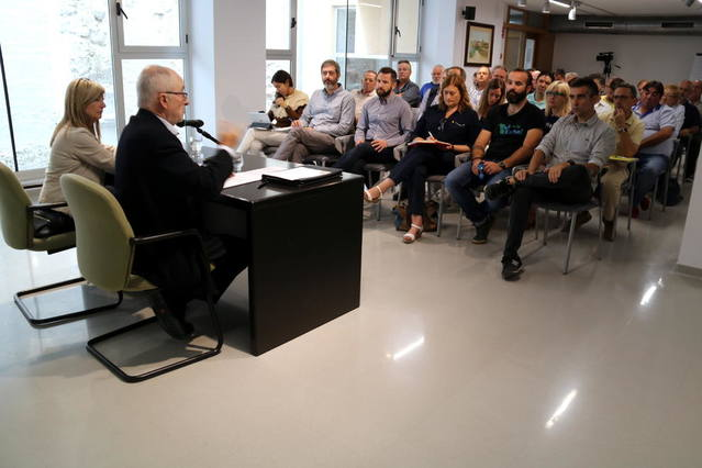 Alcaldes de les Garrigues denuncien que el pla d'evacuació nuclear és obsolet