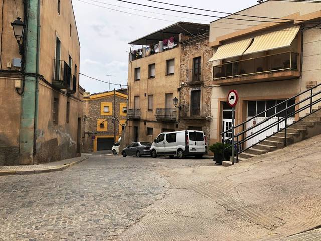 Arrestat per robar en un habitatge de les Borges
