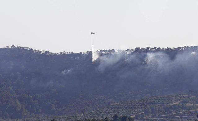 ASAJA reclama la publicació de la rebaixa de mòduls per als afectats pels incendis de la Ribera d'Ebre i les riuades de la Femosa