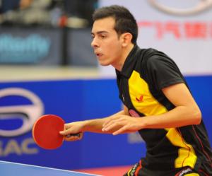 Bon paper de Marc Duran amb la selecció espanyola al campionat d'Europa