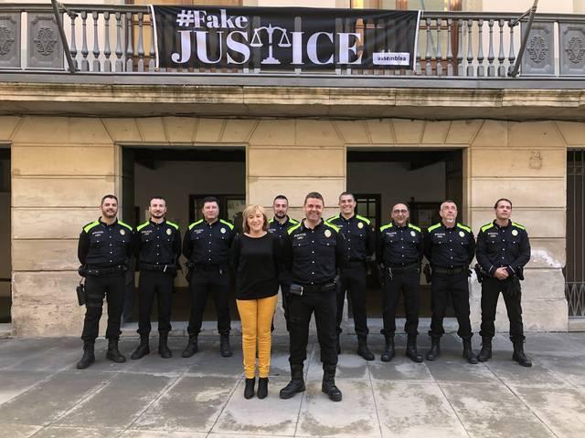 Borges obre la convocatòria de les dues places d'agent de Policia Local