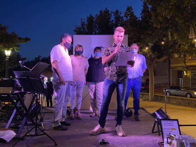 Castelldans celebra la Diada de Catalunya