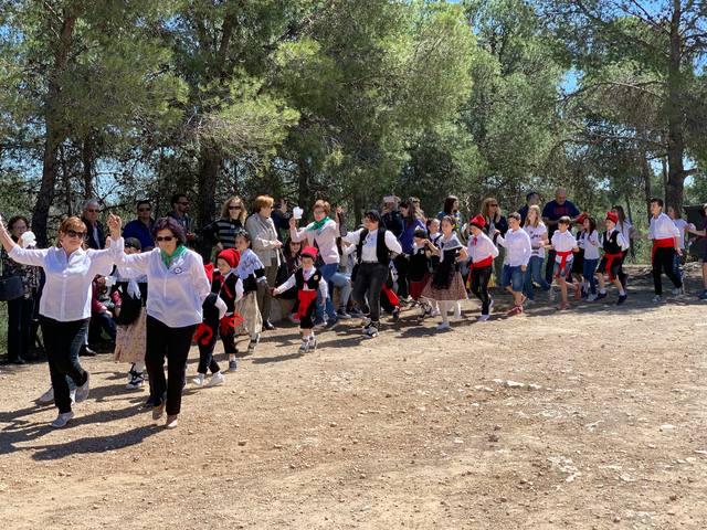 Castelldans celebra la Festa de L'Ermita