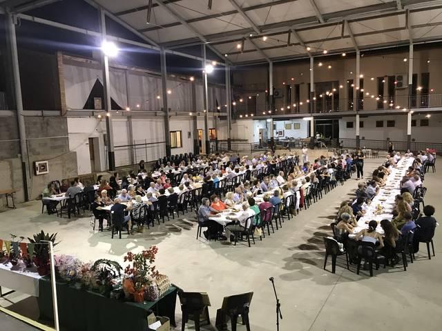 Castelldans celebra un sopar solidari contra el càncer