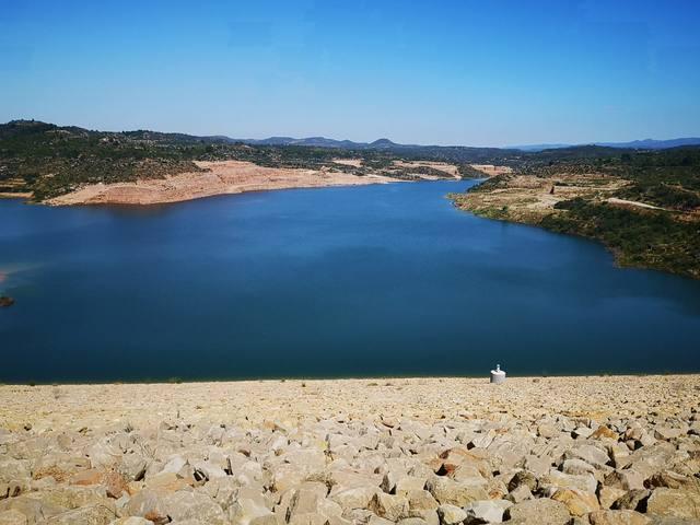 Comencen les obres d'acabament de la presa de l'Albagés amb una inversió de 3,6 MEUR