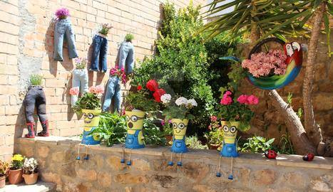 Compte enrere per a la tercera edició del concurs Les Garrigues en Flor