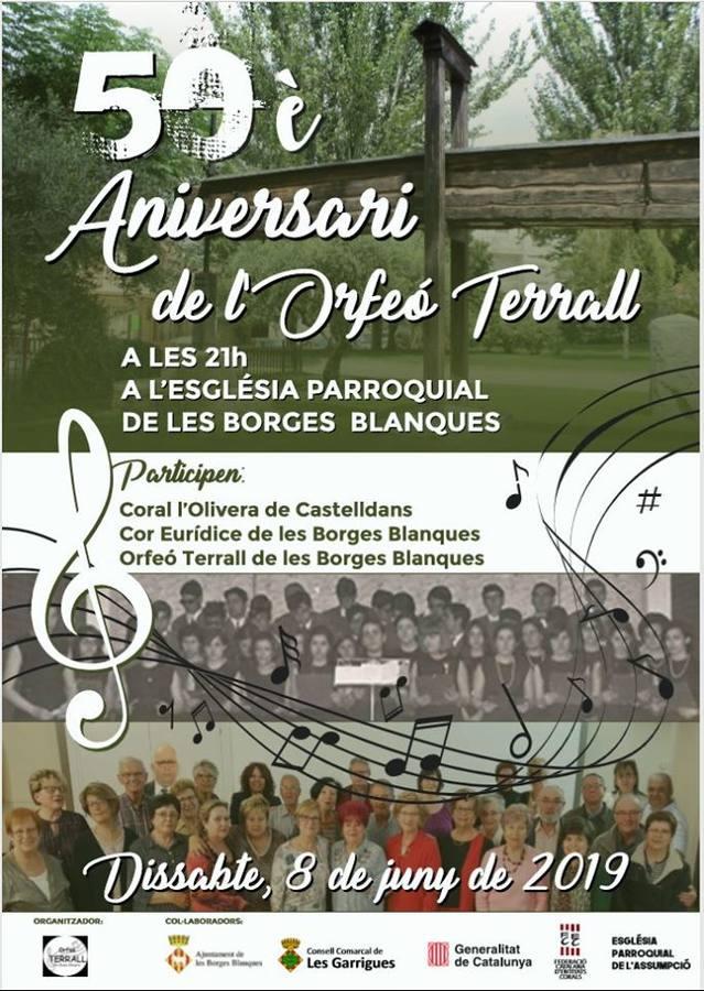 Concert, marató de pesca i trobada de Motards, aquest cap de setmana a les Borges