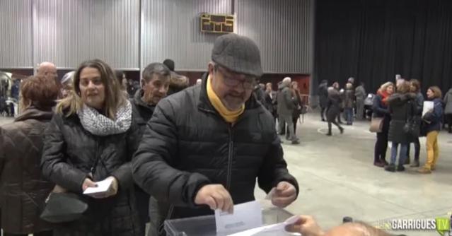 Consulta totes les candidatures municipals a Les Garrigues