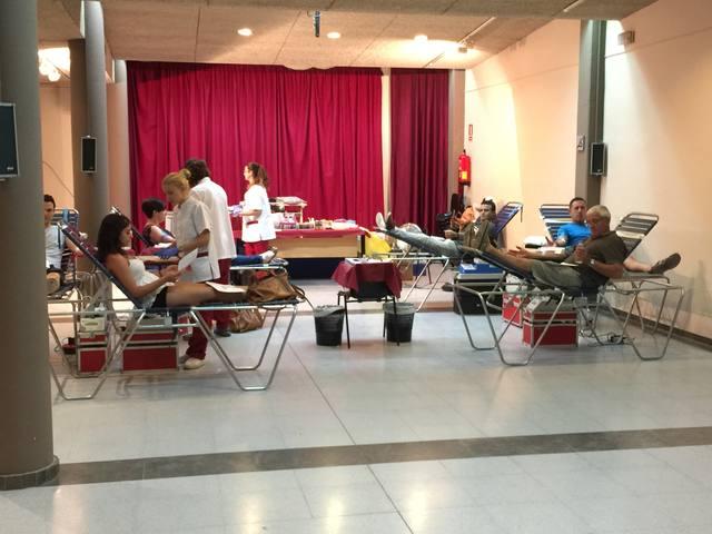 Donació de sang, cinema a la fresca i V Ruta de la Tapa, per a començar a gaudir del cap de setmana a les Borges