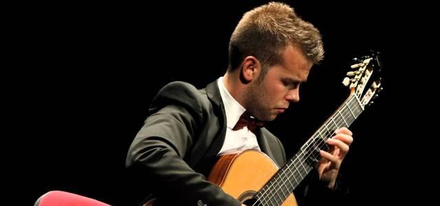 El celler Mas Blanch i Jové acollirà el concert de guitarra de Ferran Talarn